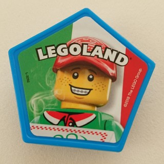 レゴ(Lego)のレゴランド バッジ(バッジ/ピンバッジ)