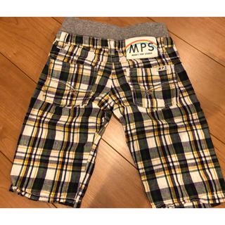 MPS - MPS チェックハーフパンツ