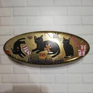 KALDI - カルディ ネコ オーバル缶 空き缶