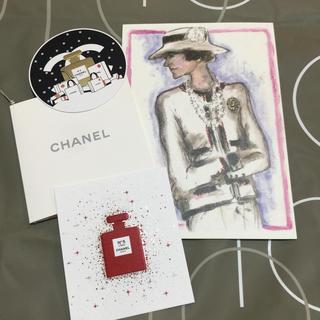 CHANEL - シャネル カード