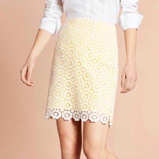 ブルックスブラザース(Brooks Brothers)のブルックスブラザーズ レースタイトスカート(ひざ丈スカート)