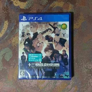 プレイステーション4(PlayStation4)のPS4 十三機兵防衛圏 新品 コード付き(家庭用ゲームソフト)