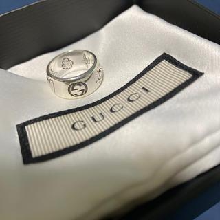 Gucci - GUCCI ブラインドフォーラブ リング 指輪
