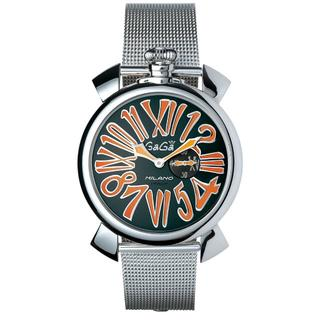 ガガミラノ(GaGa MILANO)のGaGa MILANO 5080.4 腕時計(レザーベルト)