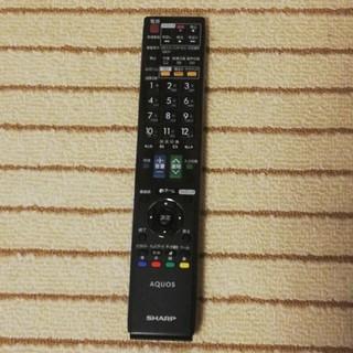 シャープ(SHARP)のシャープ テレビ リモコン GA888WJSA(その他)