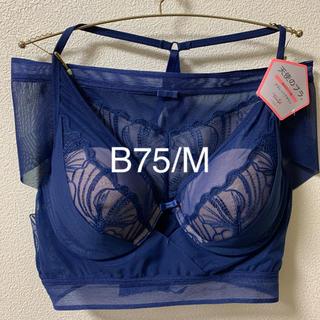 トリンプ(Triumph)のトリンプ天使のブラ 魔法のハリ感487 ブラジャー(ブラレットデザイン)(ブラ&ショーツセット)