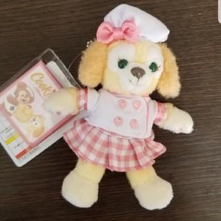 Disney - 東京ディズニーシー クッキーアン ぬいぐるみバッチ 新品