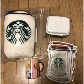 スターバックスコーヒー(Starbucks Coffee)のスターバックス 福袋 色々4点セット  (グラス/カップ)
