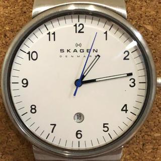 スカーゲン(SKAGEN)のSKAGEN  SKW6082 スカーゲン ジャンク扱い(腕時計(アナログ))