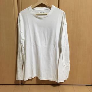 コムデギャルソン(COMME des GARCONS)のsulvam exclusive long t-shirts(Tシャツ/カットソー(七分/長袖))