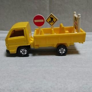 TOMMY - 絶版トミカ道路工事標識車