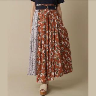 REDYAZEL - レディアゼル 花柄スカート