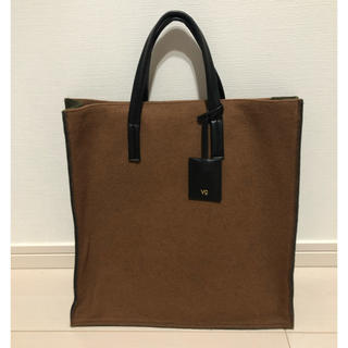 Spick and Span VASIC WOOL スクエアTOTE