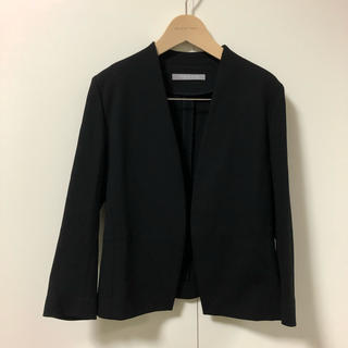 Theory luxe - theory luxe ノーカラー ジャケット
