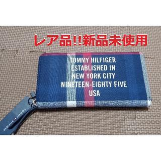 トミーヒルフィガー(TOMMY HILFIGER)の【レア品新品未使用】トミーヒルフィガー 長財布(財布)
