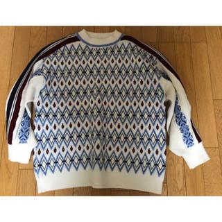 snidel - snidel ノルディックセーター