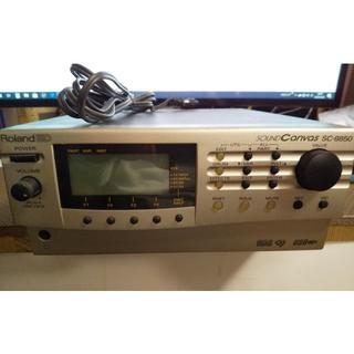 ローランド(Roland)のRoland SC-8850(音源モジュール)