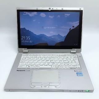 Panasonic - 格安/CF-AX2 i5/8G/SSD256GB/Office/No495