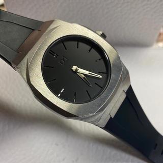 ガガミラノ(GaGa MILANO)のD1MILANO 手巻き 時計 腕時計 メンズ 機械式 D1ミラノ(腕時計(アナログ))