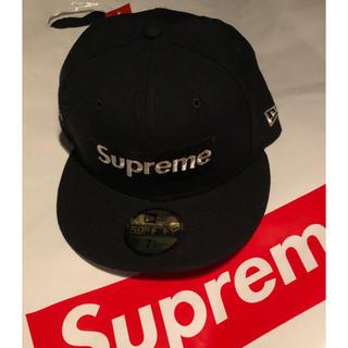 Supreme - 【シュプリーム 】$1M Metallic Box Logo New Era黒M