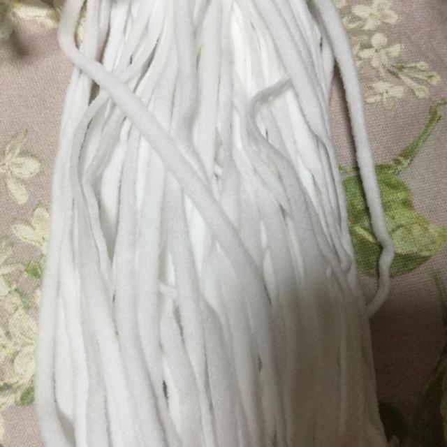 マスク ぼかす フォトショ - 医療用マスク用ゴム 5メートルの通販 by 薔薇's shop