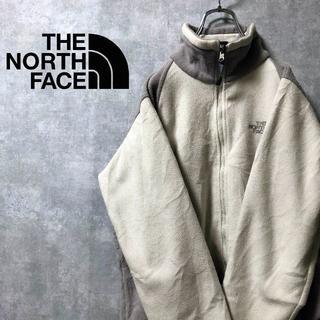 THE NORTH FACE - THE NORTH FACE ワンポイント フリースジャケット