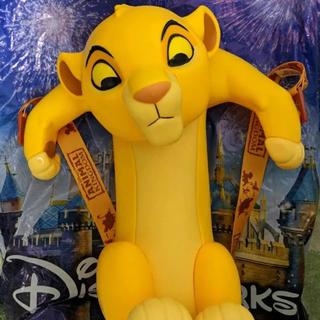 Disney - WDW 限定 シンバ ポップコーンバケット