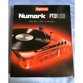 シュプリーム(Supreme)の【シュプリーム】Numark PT01 Portable Turntable(ターンテーブル)