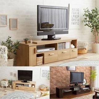収納力抜群☆テレビボード 伸縮型ローボード☆Falcon TV board(リビング収納)