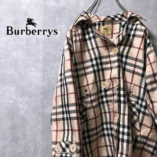 BURBERRY - Burberry ノバチェック ジャケット