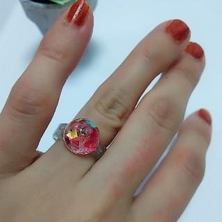ピンポンクリアレンジリング 指輪(リング(指輪))