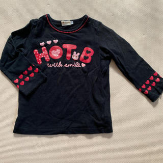 ホットビスケッツ(HOT BISCUITS)のホットビスケッツ ロンT(Tシャツ/カットソー)