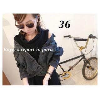 L'Appartement DEUXIEME CLASSE -   L'Appartement ◇3x1 DENIM ジャケット 36 新品