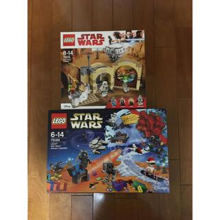 レゴ(Lego)のレゴ スターウォーズ 75184 75205 未開封 (積み木/ブロック)
