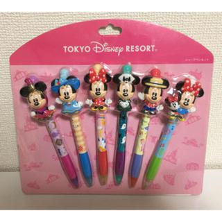 Disney - ★美品★ディズニーランド★シャープペンシルセット★ミニーマウス