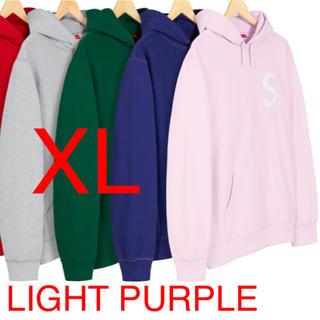 Supreme - Supreme S Logo Hooded Sweatshirt XL