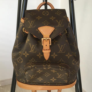 LOUIS VUITTON - LOUIS VUITTON モノグラム リュックサック