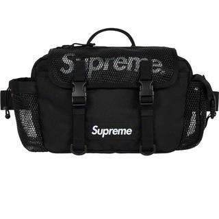 Supreme - supreme   20ss waist bag 黒