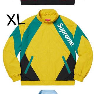 Supreme - XL Paneled Track Jacket