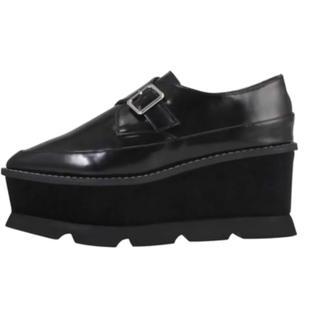 ムルーア(MURUA)のMURUA 厚底シューズ(ローファー/革靴)
