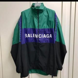 Balenciaga - BALENCIAGA トラックジャケット 44