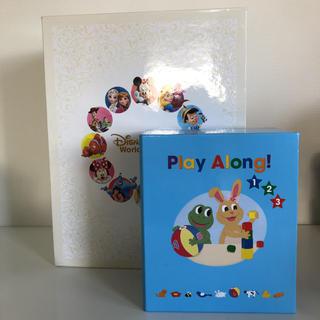 Disney - DWEリニューアル版白箱とプレイアロングケース