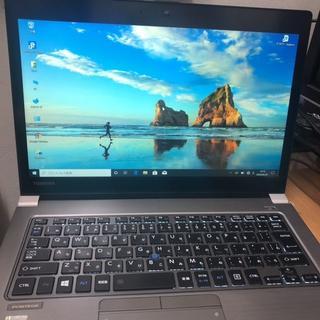 トウシバ(東芝)の東芝Ultrabook Z30-A i7-4600/8GB/SSD240GB(ノートPC)
