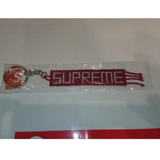 Supreme - supreme beaded keychain