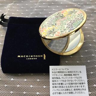 マッキントッシュ(MACKINTOSH)のMACKINTOSH コンパクトミラー(ボトル・ケース・携帯小物)
