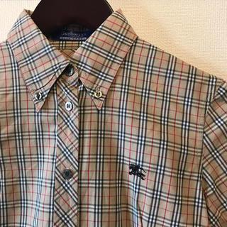 BURBERRY BLUE LABEL - 【美品】Burberry ノバチェック yシャツ used 古着 vintage