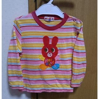 ホットビスケッツ(HOT BISCUITS)のミキハウス ホットビスケッツ ロンT 90(Tシャツ/カットソー)