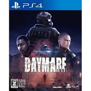 プレイステーション4(PlayStation4)の【美品】デイメア daymare PS4 ❤︎ ゲーム ソフト game (家庭用ゲームソフト)