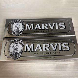 マービス(MARVIS)のMARVIS マービス 歯磨き粉 2本セット(歯磨き粉)