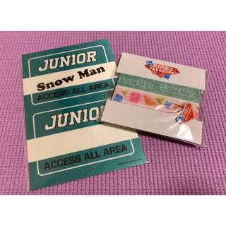 Snow Man Jr.時代 公式グッズ